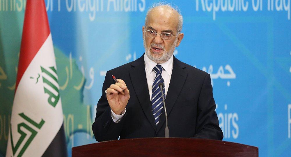 Ibrahim Jaafari, chanceler do Iraque