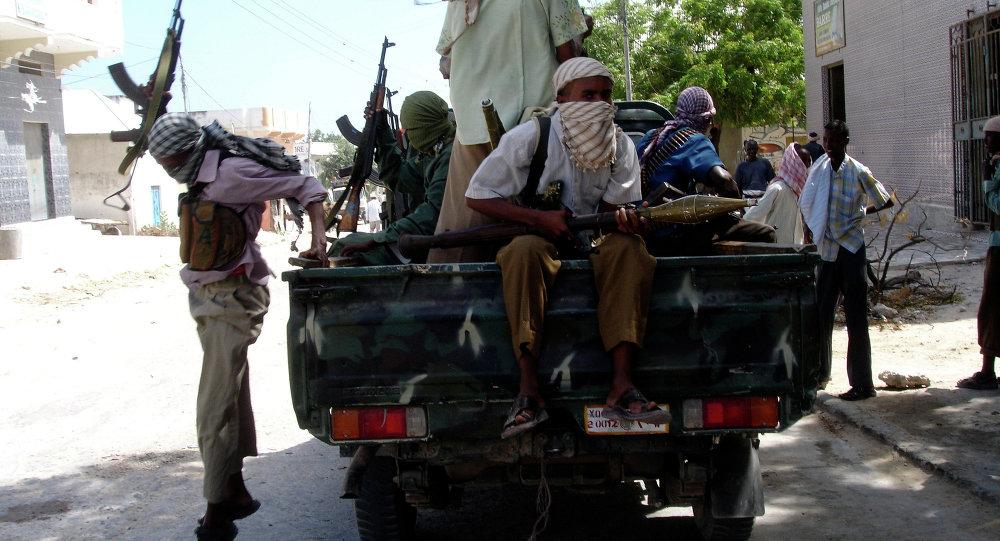 Militantes do Al-Shabaab