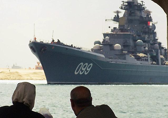 Cruzador russo Kirov
