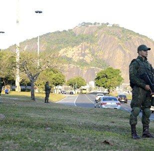 Forças Armadas iniciam operação especial para os Jogos Olímpicos Rio 2016