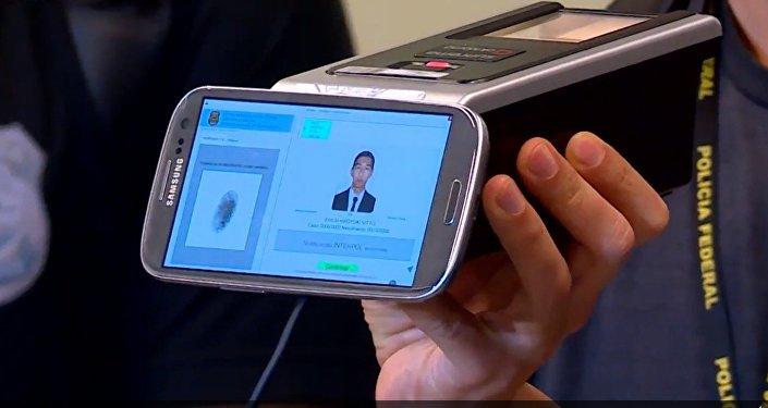 Jogos - Fiscalização nos aeroportos do país conta com software que identifica criminosos em 3 segundos pela digital