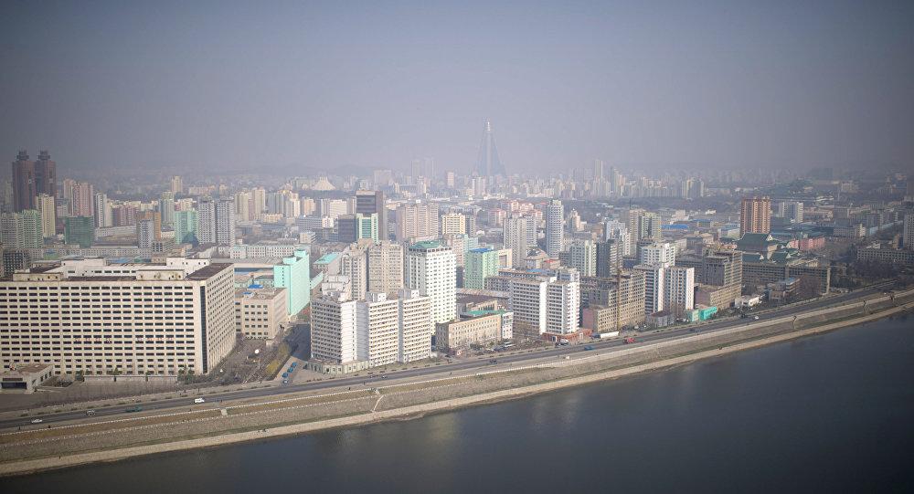 Cidade de Pyongyang, Coreia do Norte
