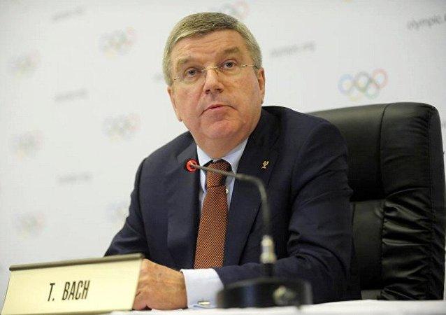 Para Thomas Bach as Olimpíadas serão fantásticas