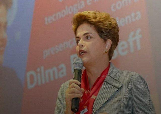 Dilma Rousseff diz que não vai ao Jogos