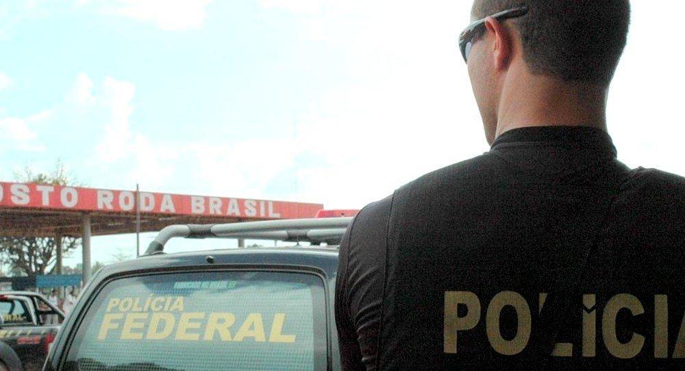Polícia Federal em operação