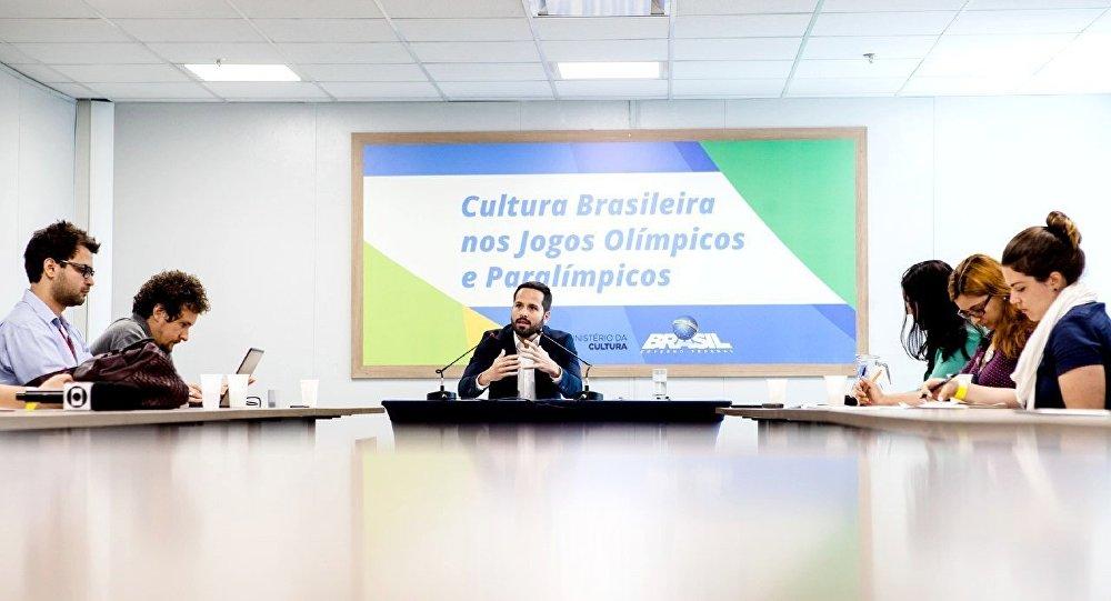 Ministro da Cultura Marcelo Calero diz que a diversidade cultural brasileira será apresentada no RJ durante os Jogos Rio 2016