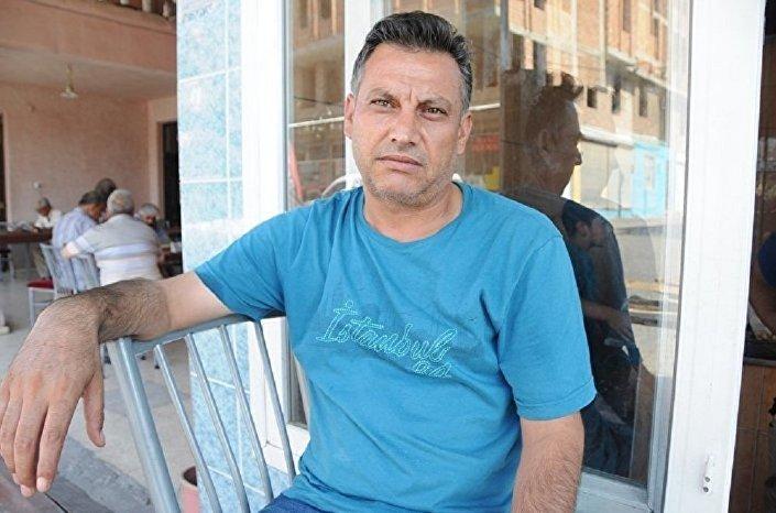 Ibrahim Kaya, um residente da região turca de Adana