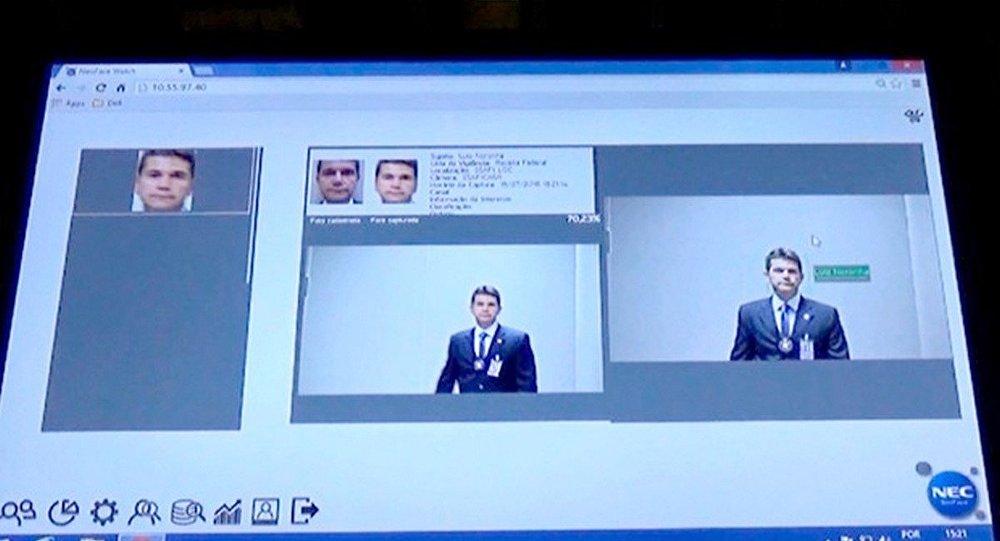 Sistema faz reconhecimento facial do passageiro sem necessidade de abordagem