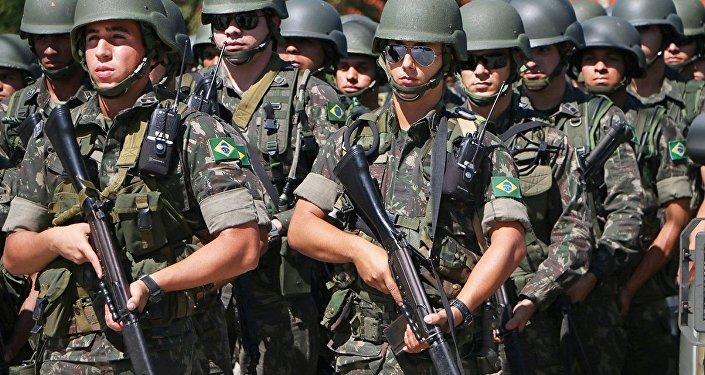 Exército inicia operações no Rio Grande do Norte