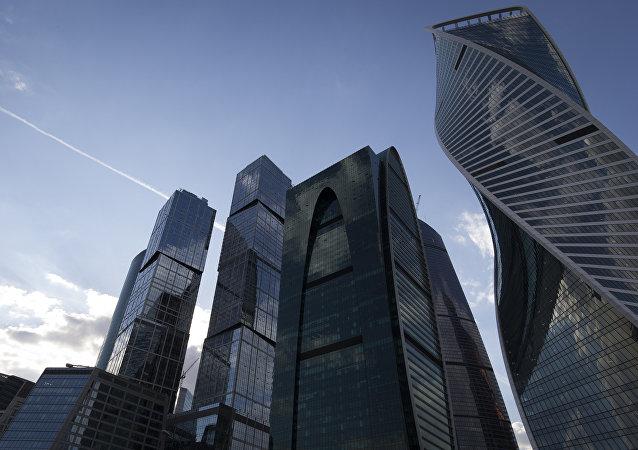 Centro empresarial Moscow City