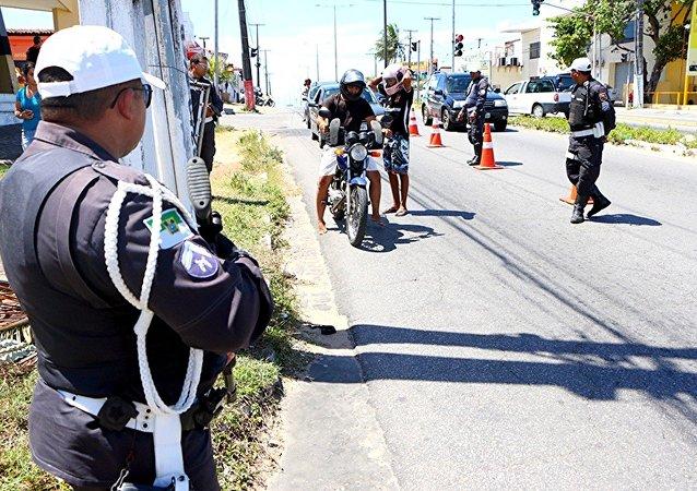 Mais de 100 suspeitos já foram detidos por atos de vandalismo no RN