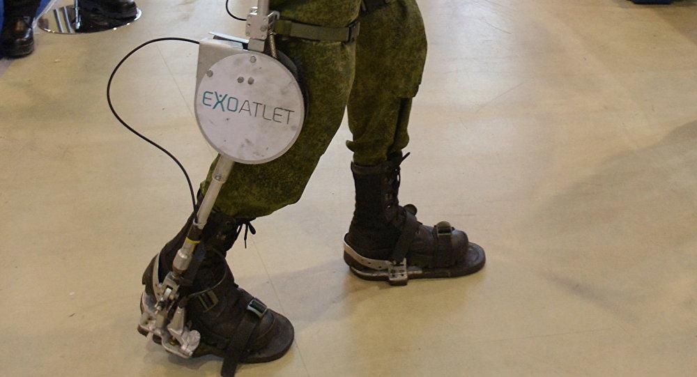 Exoesqueleto russo