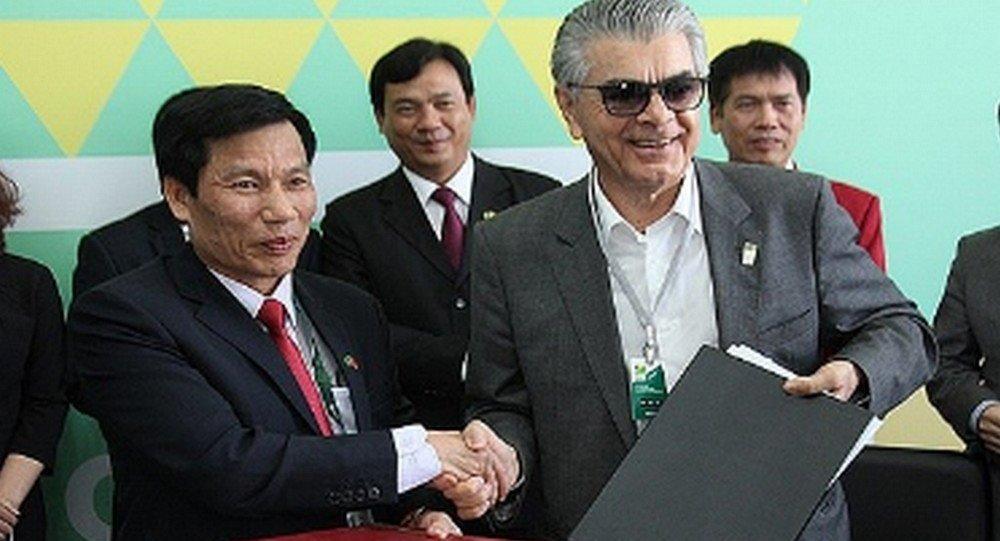 Brasil e Vietnã estreitam relação bilateral para turismo