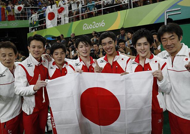 Japoneses voltam ao lugar mais alto do pódio depois de 12 anos
