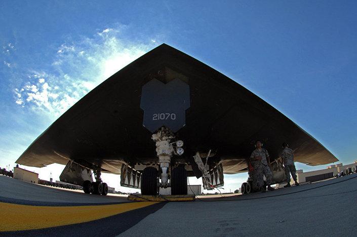 Caça norte-americano B-2
