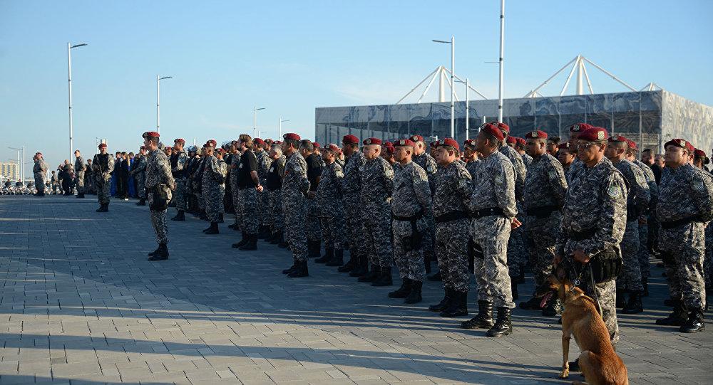 Força Nacional de Segurança