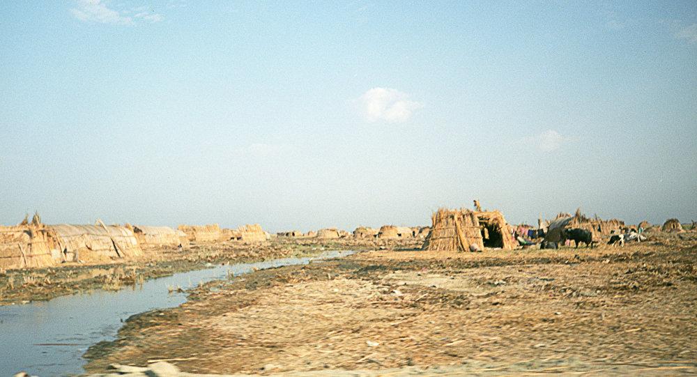 Makhunik - aldeia de anões no Irã