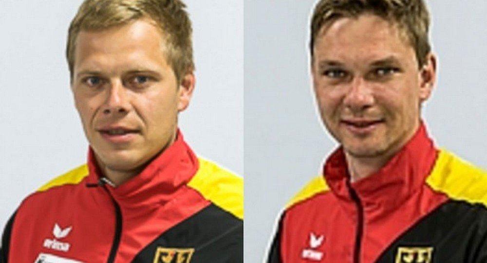 Stefan Henze e Christian Käding