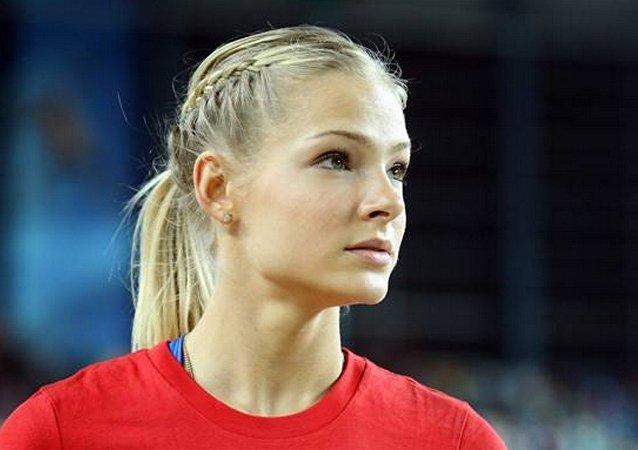 Atleta russa Darya Klishina foi liberada para participar dos Jogos Rio 2016