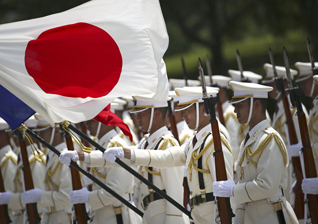 Forças de Autodefesa do Japão (arquivo)