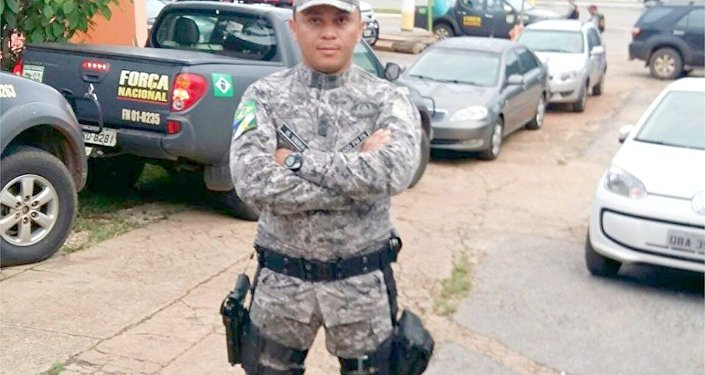Soldado Hélio Andrade