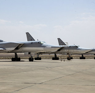 A base aérea de Hamadã no território do Irã