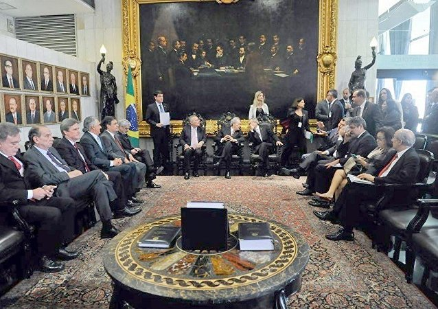 Reunião define rito para o julgamento do impeachment de Dilma Rousseff