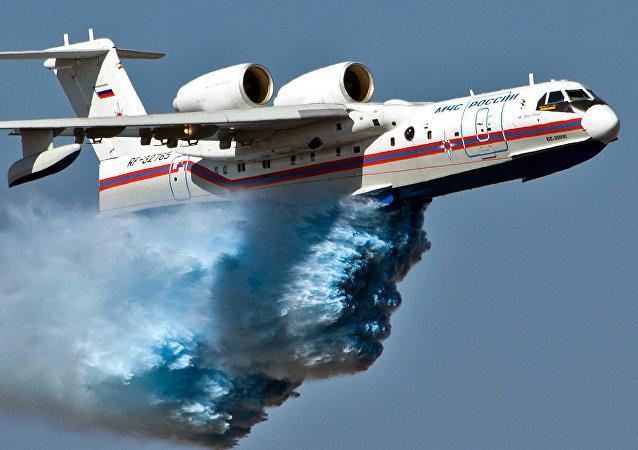 Be-200, avião anfíbio russo
