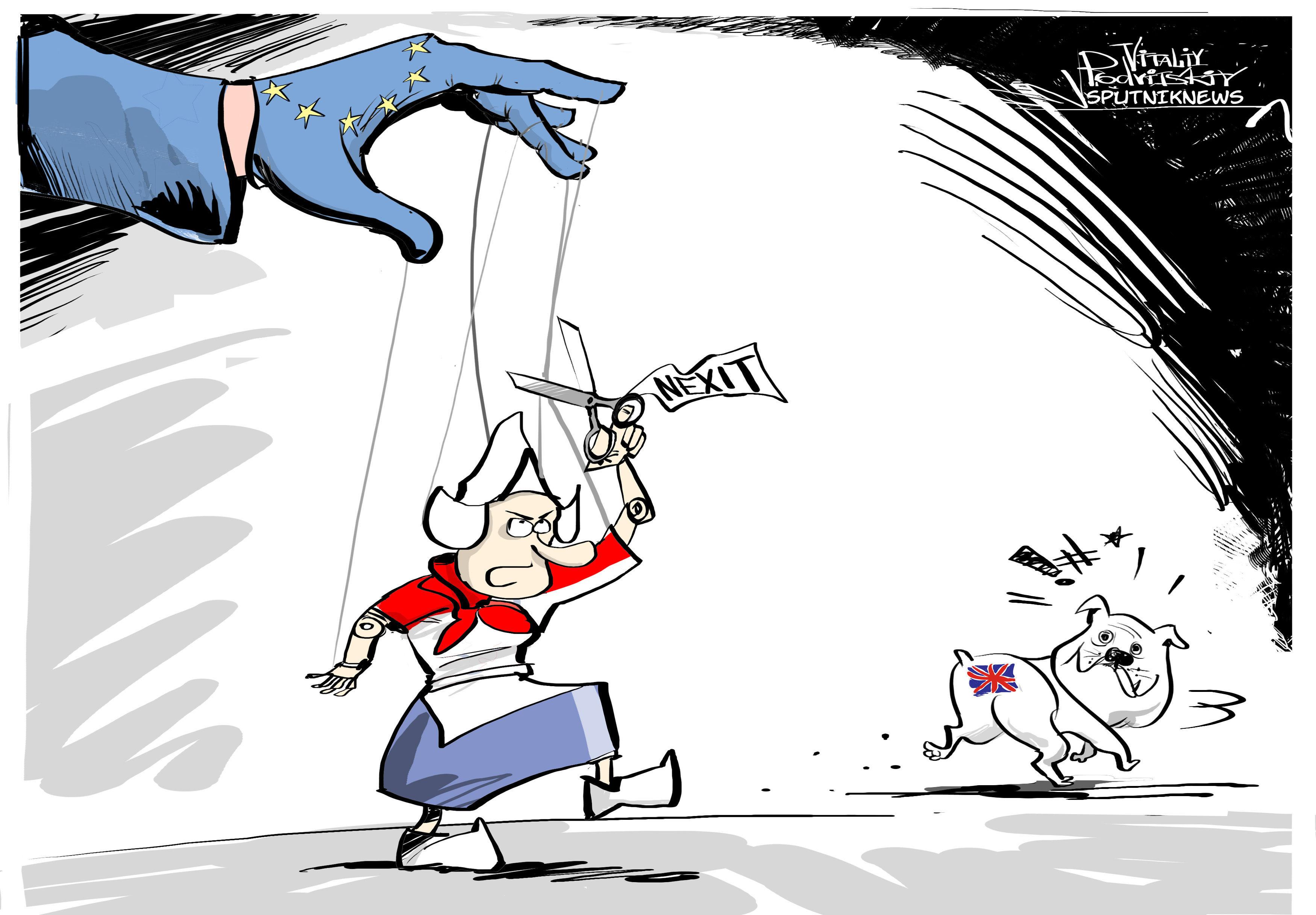 'Não sou fantoche da UE, sou seu Estado-fundador!'