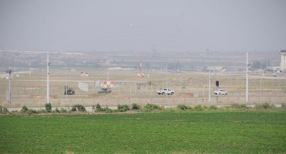Base aérea de Incirlik na Turquia (foto de arquivo)