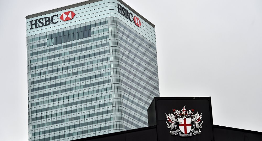 Sede do HSBC em Londres