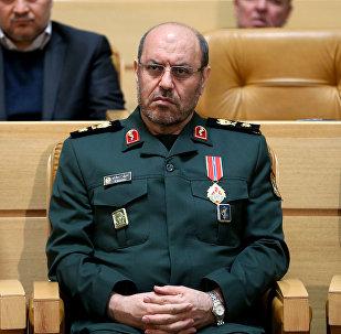 Ministro da Defesa do Irã Hossein Dehghan
