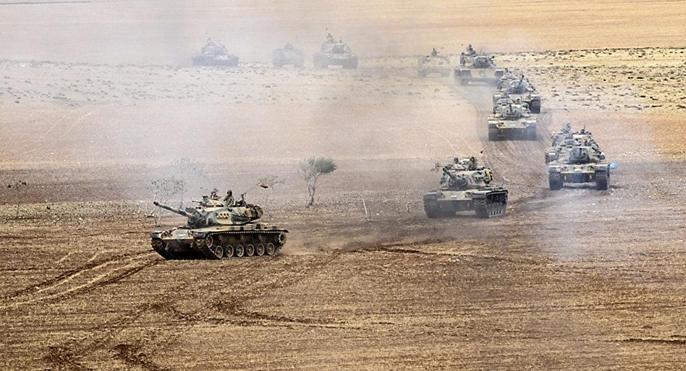 Guerra na Síria: Erdogan anuncia oficialmente início da operação militar em Afrin