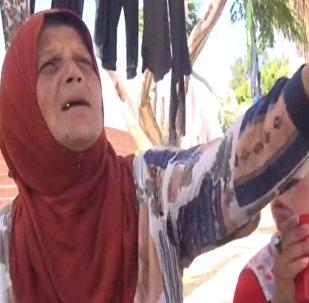 Mulher síria: 'Estou orando por cada avião russo que passa'