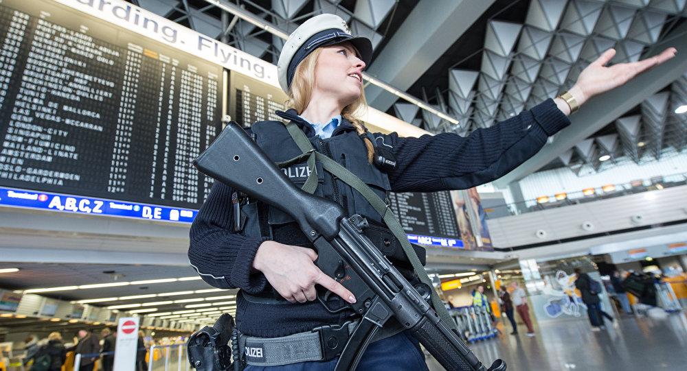 Falha na segurança exige novo check-in no aeroporto de Frankfurt