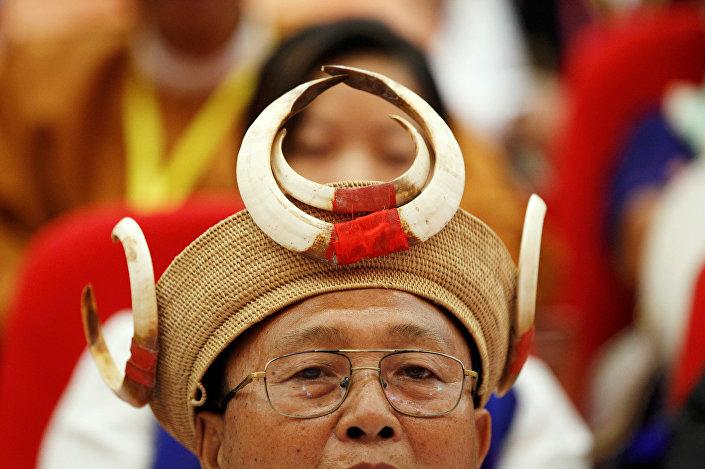 Mianmar tem uma diversidade de etnias que participam do processo de reconciliação