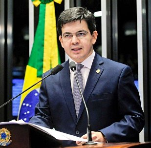 Senador Randolfe Rodrigues (Rede-AP)
