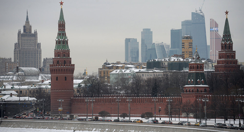 Moscow and Kremlin