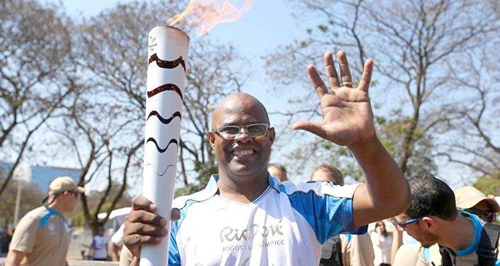 Atleta Paralímpico Cláudio Irineu