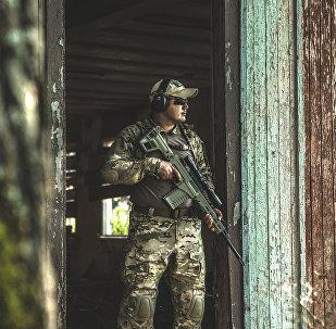 Nova arma de precisão automática Kalashnikov