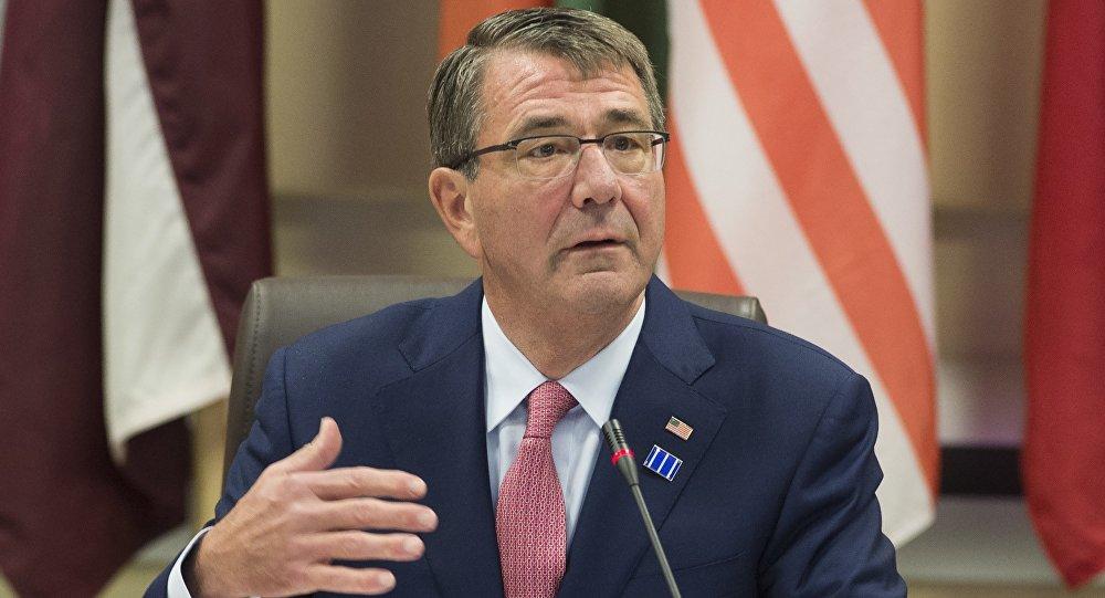 Ashton Carter, secretário de Defesa dos EUA