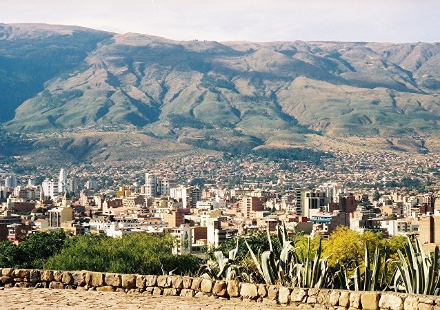Cochabamba, Bolívia