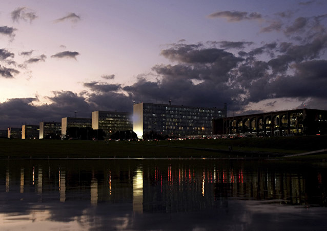 Esplanada dos Ministérios, Brasília (foto de arquivo)