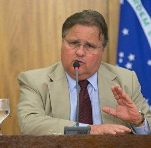 Ministro da Secretaria de Governo, Geddel Vieira Lima