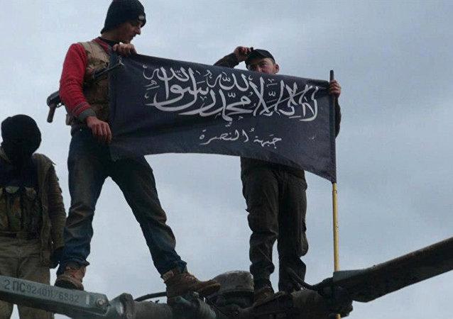 Militantes da Frente al-Nusra (foto de arquivo)