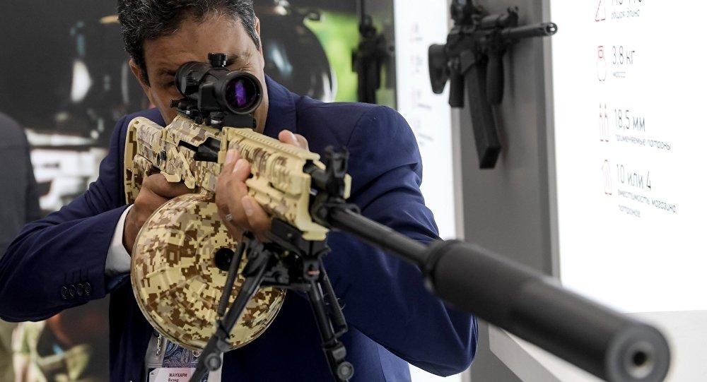 Abertamente e sem vergonha: militares dos EUA planejam copiar armas russas