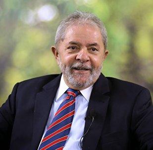 Lula, ex-presidente do Brasil.