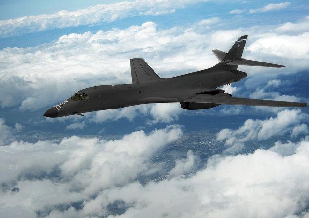 Bombardeiro norte-americano B-1B