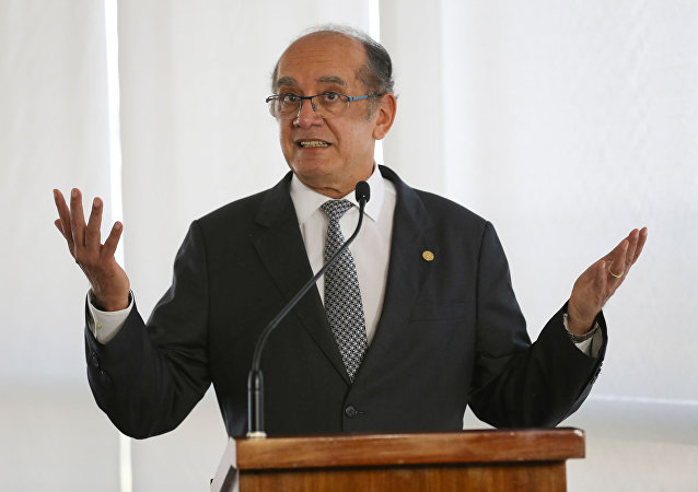 Ministro Gilmar Mendes do Supremo Tribunal Federal