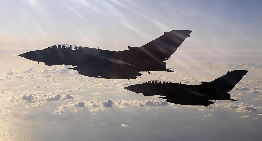 Força Aérea britânica (arquivo)